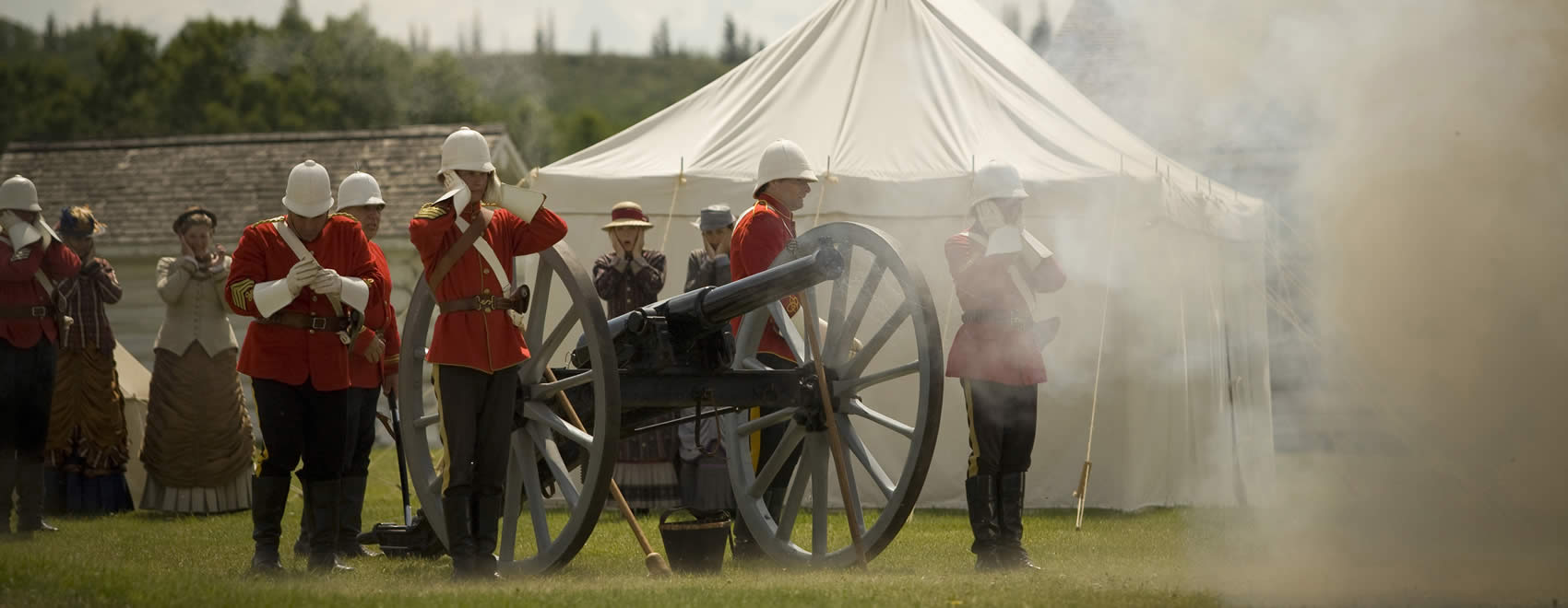 Fort Walsh National Historic Site