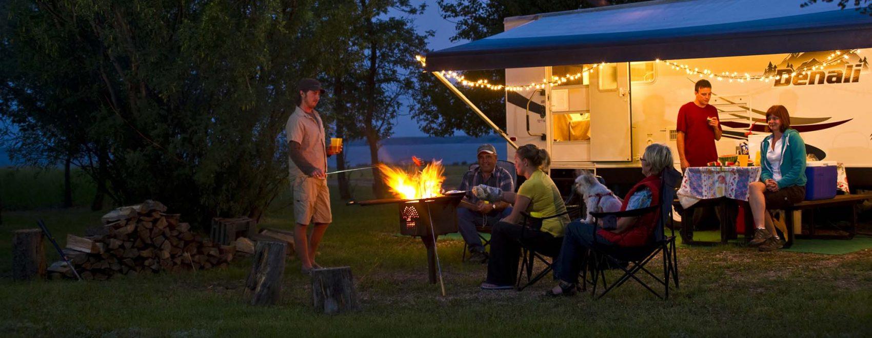 Danielson Provincial Park - Credit- Tourism Saskatchewan - Paul Austring