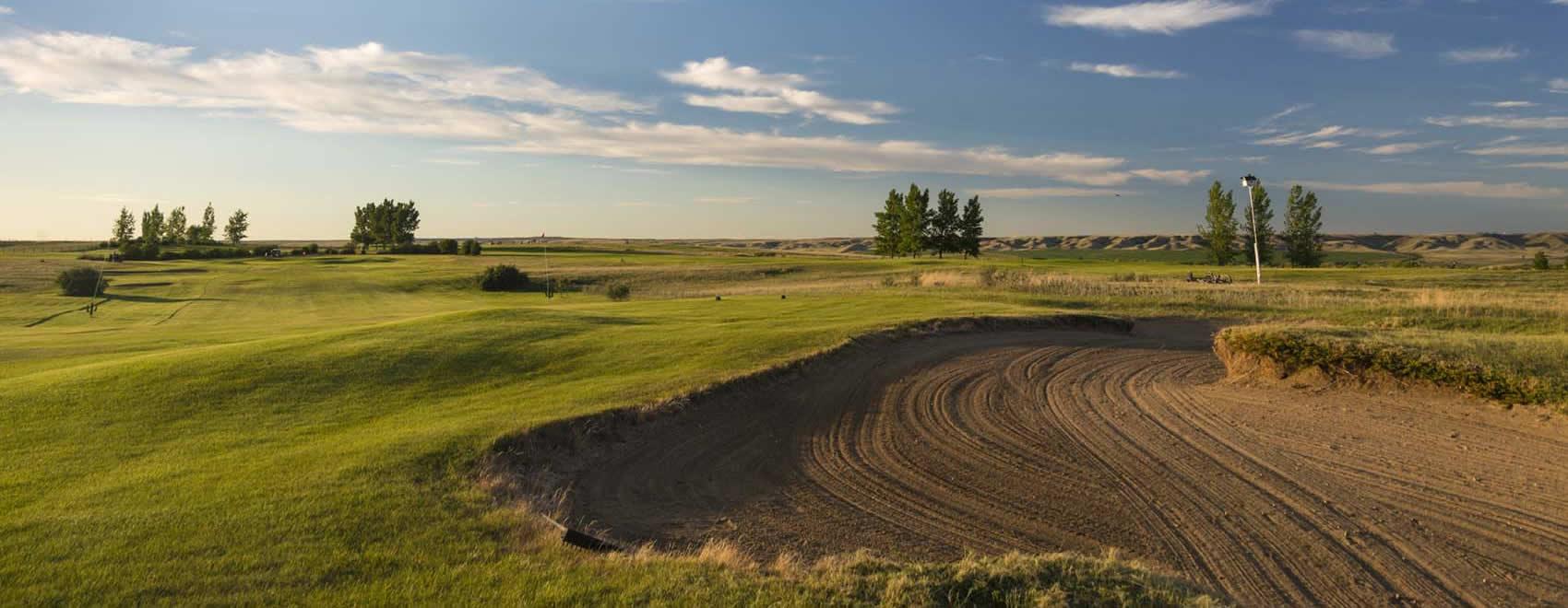 River Ridge Golf Club Leader Saskatchewan - James R Page