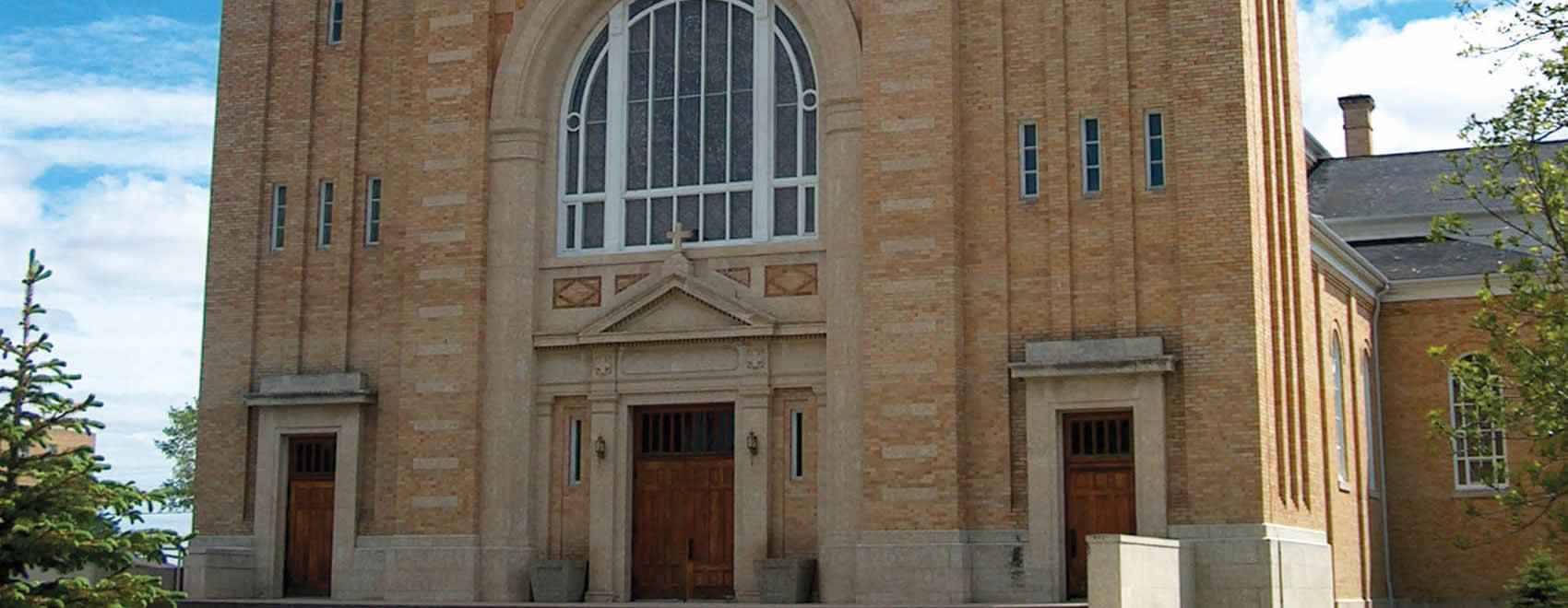Gravelbourg Cathedral National Histoic Site