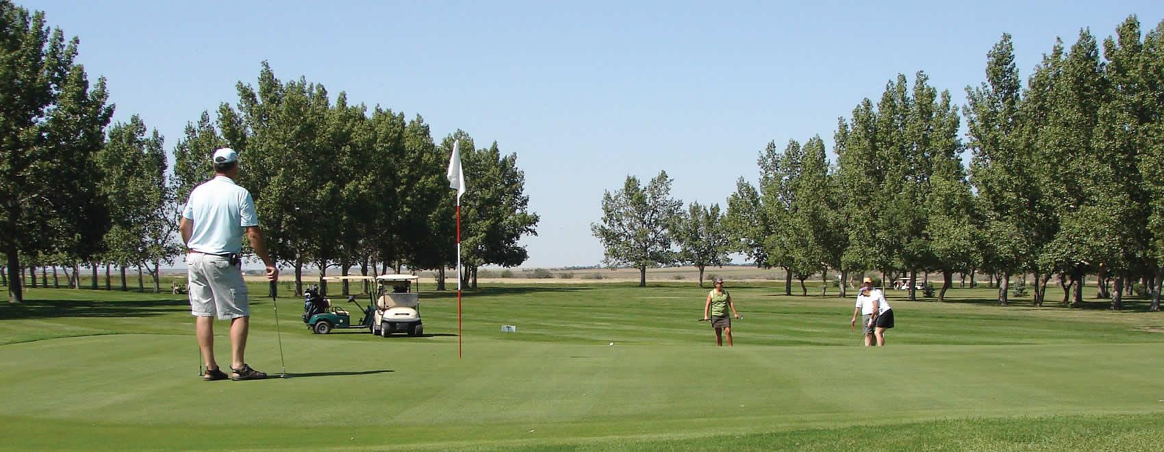 Ponteix Golf Course