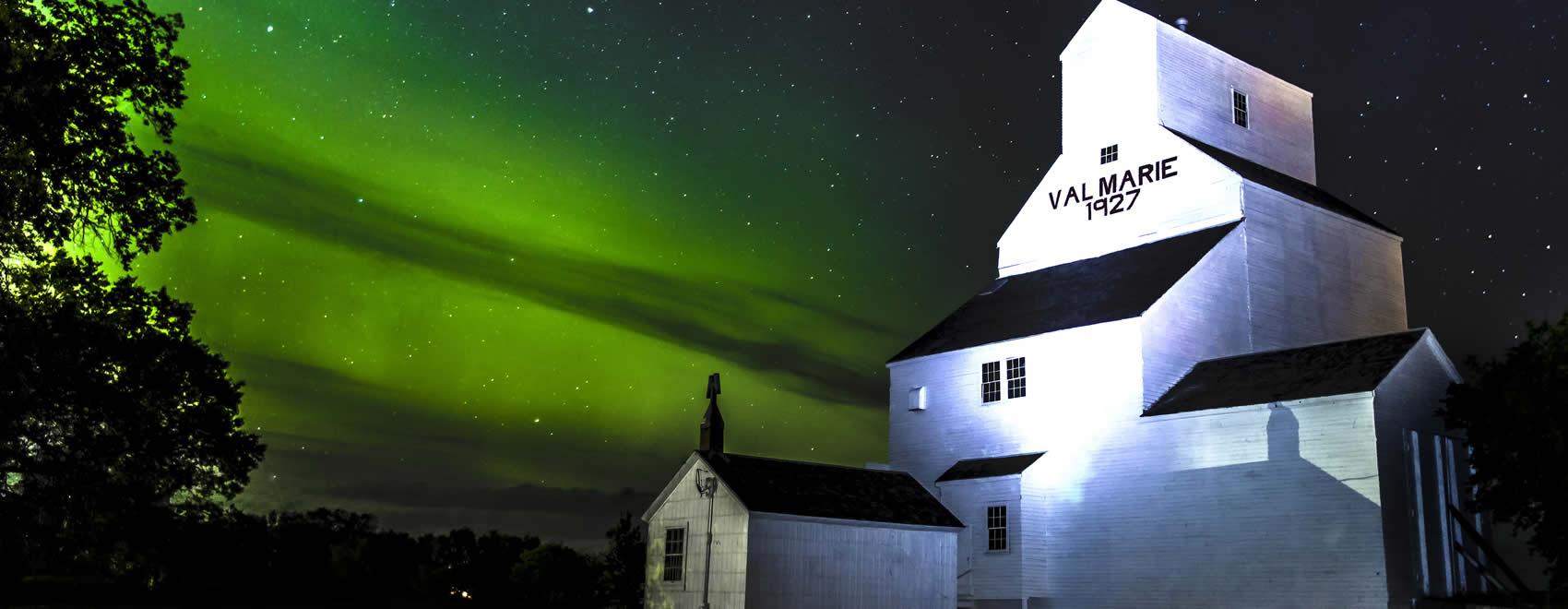 Val Marie Heritage Grain Elevator