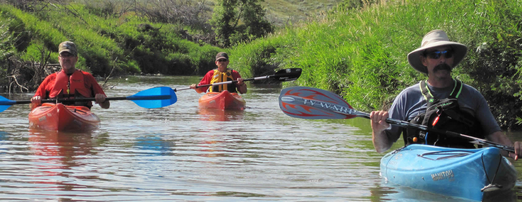 Carefree Adventures Kayak Tours