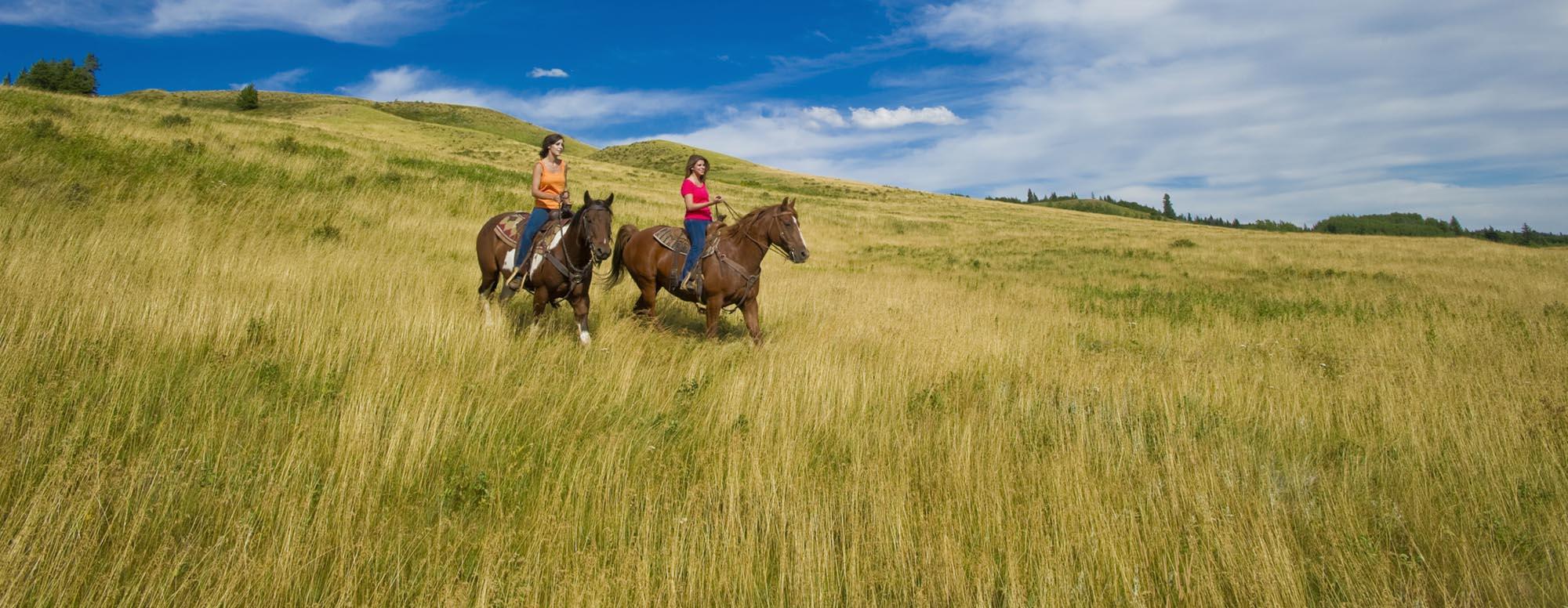 Historic Reesor Ranch, near Cypress Hills Interprovincial Park - West Block Wilderness Area Photo credit: Tourism Saskatchewan/Paul Austring