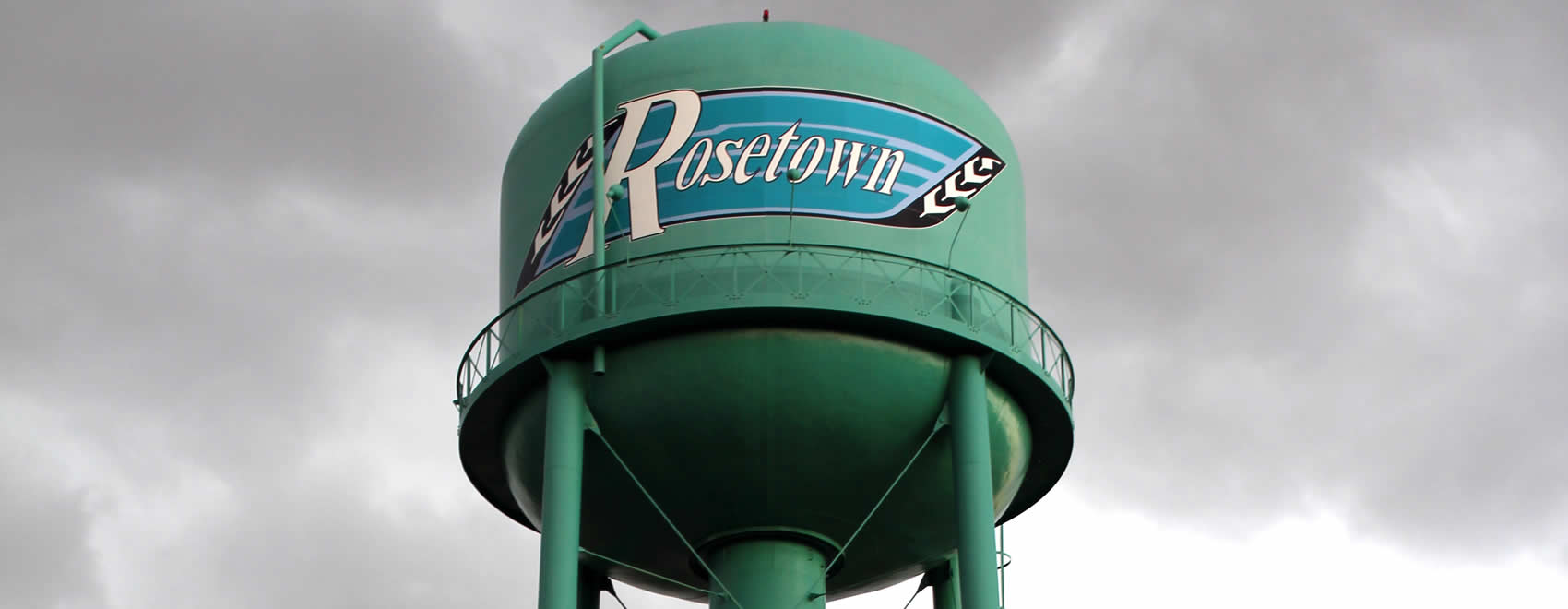Town of Rosetown Water Tower