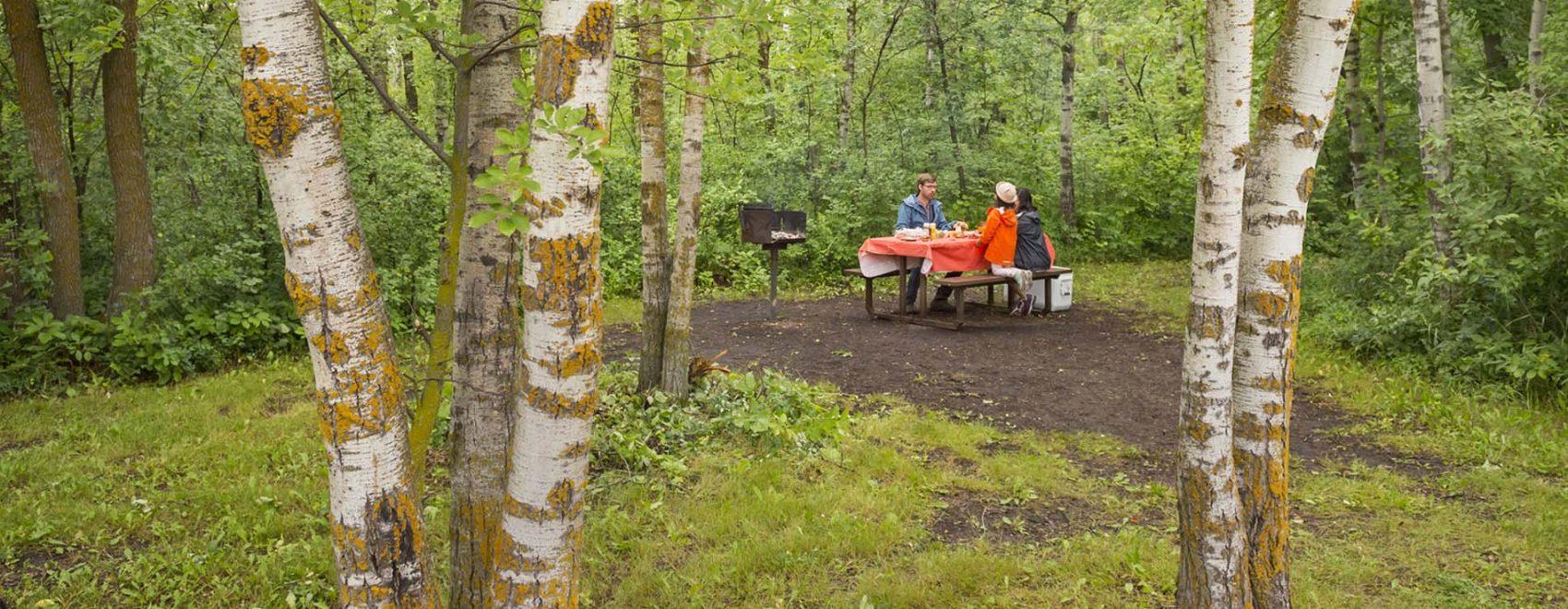 Pike Lake Provincial Park - Credit - Tourism Saskatchewan - Chris Hendrickson