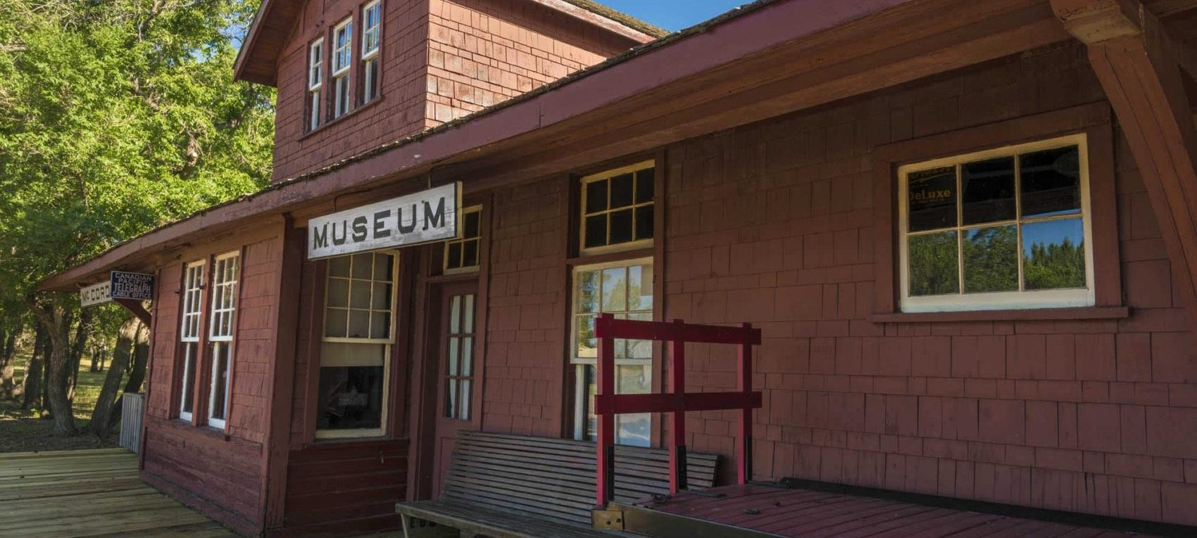 McCord Museum Saskatchewan - Photo by James R Page