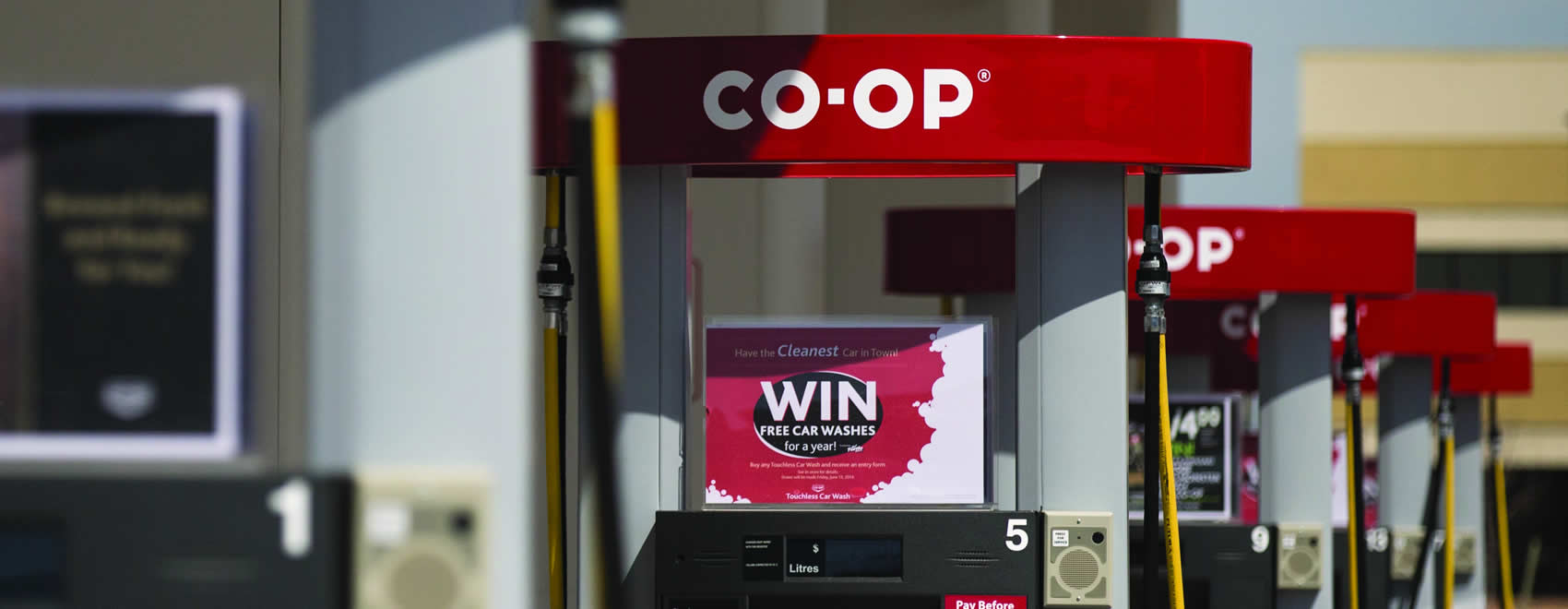 Co-op Gas Fuel Stop