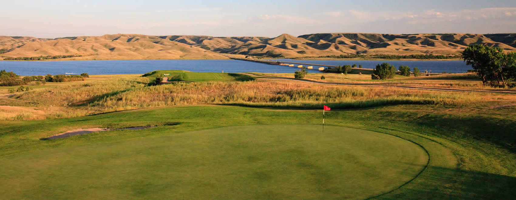 Saskatchewan Landing Golf Resort