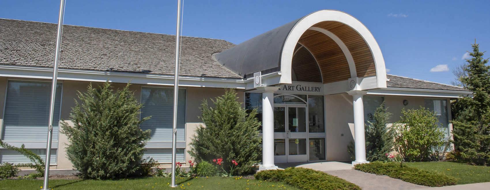 Shurniak Art Gallery Assiniboia