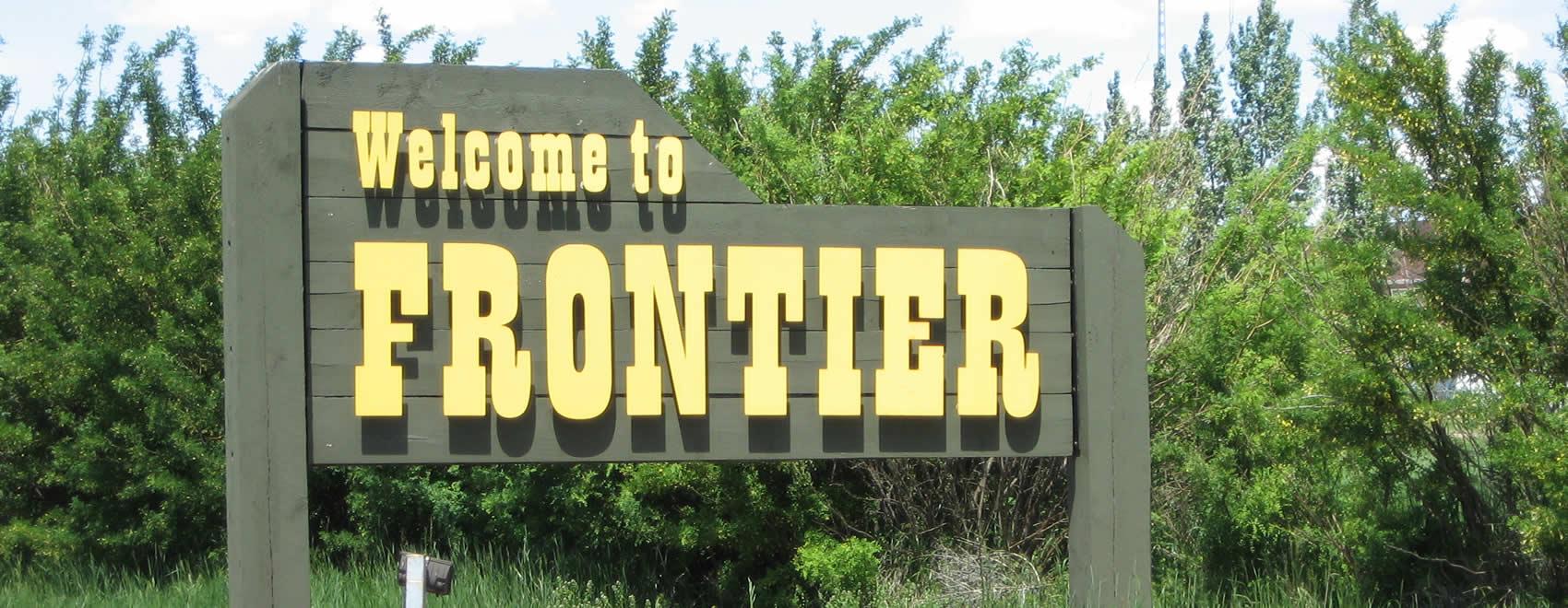 Village of Frontier